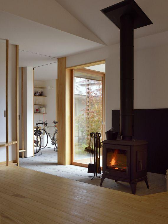 通り土間のある平屋の家|HouseNote(ハウスノート)
