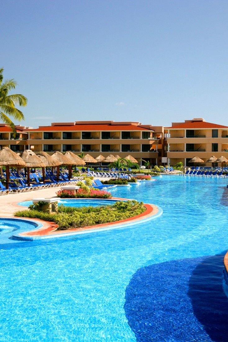 Hotel sandos cancun luxury experience resort marf travel vacation - Moon Palace Cancun Mexico The All Inclusive Rate Includes All Meals