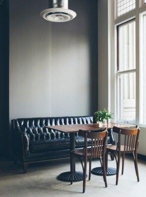 [Great nook bones. Needs a lot but love the sofa element. Studio Hatch | Eva Kolenko Photography]
