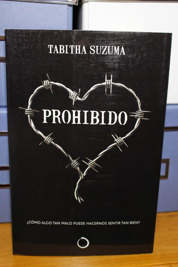 alii in the Wonderland: Prohibido - Tabitha Suzuma