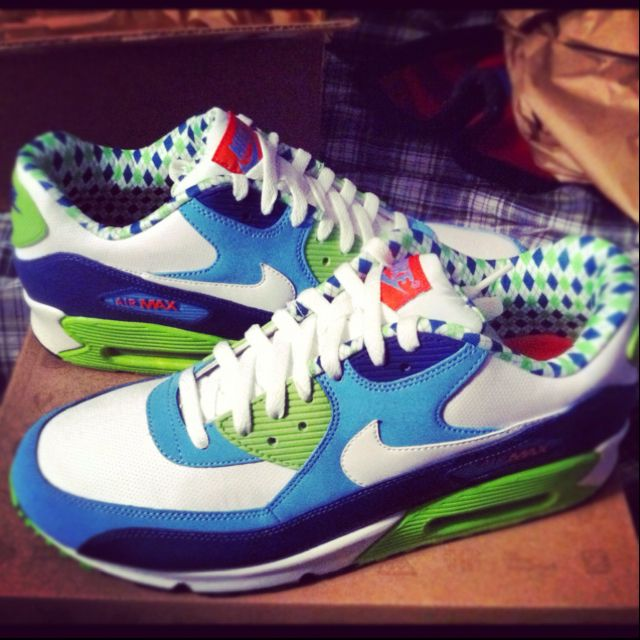 Nike Airmax 90 Lacrosse SE  Newest edition to the Collection