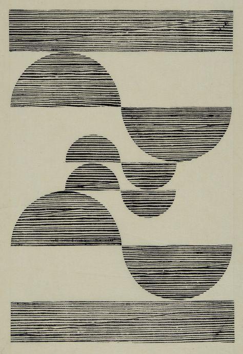 Lygia Pape, 'Tecelar', 1957