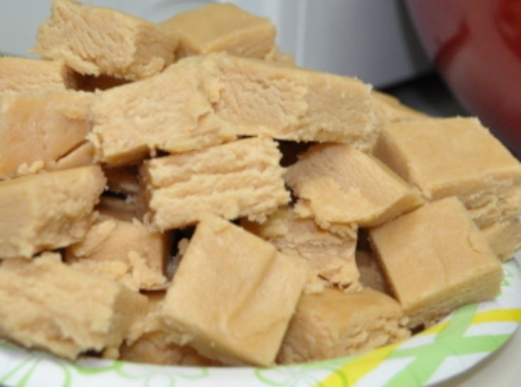 Velveeta Peanut Butter Fudge-I just made this and it is WONDERFUL!!!