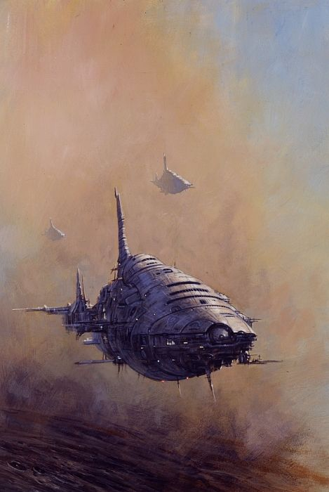 Atmosphere by Les Edwards