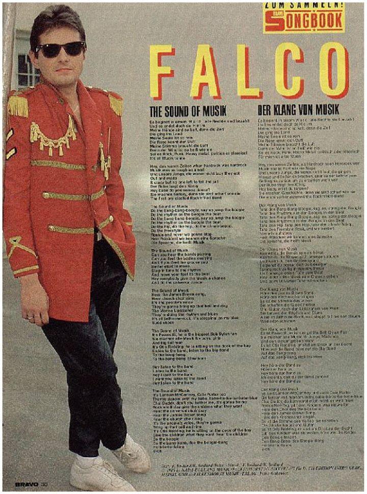 Falco - Songbook