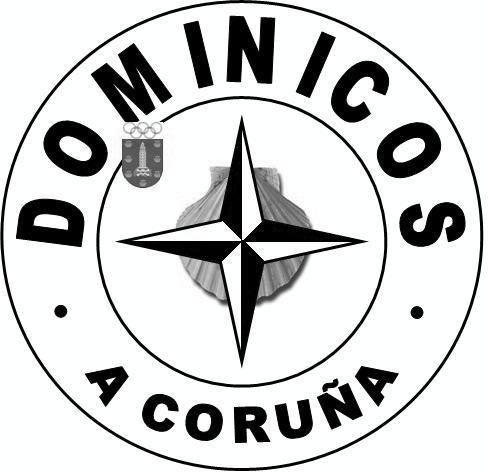 Logo del colegio Santo Domingo de La Coruña