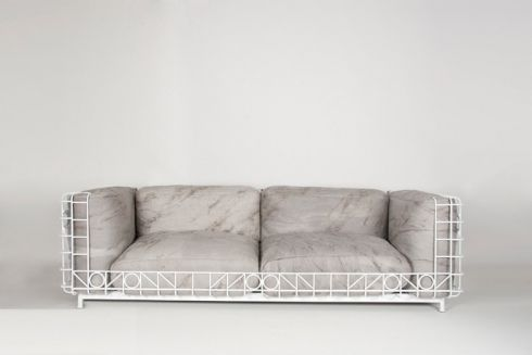 The Veld couch by Dokter and Misses and Ronel Jordaan.