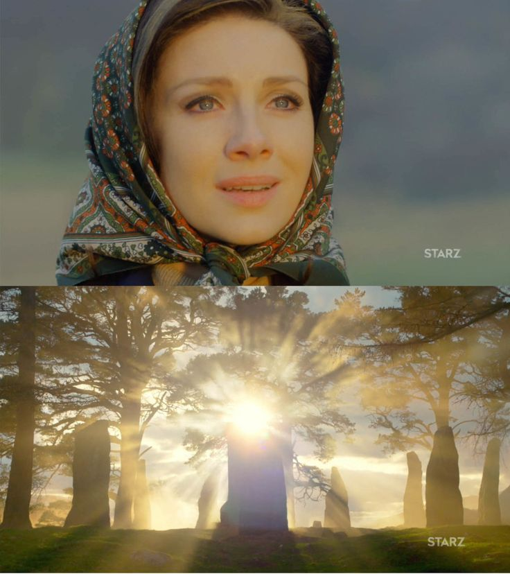 """What a beautiful ending scene that was!!! 83 Thoughts I Had Watching The """"Outlander"""" Season Finale"""