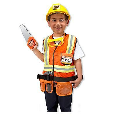 Boys childrens builder #construction #worker fancy dress costume #outfit age 3-6,  View more on the LINK: http://www.zeppy.io/product/gb/2/262667819180/