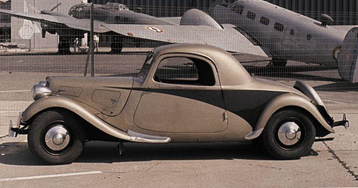 citroen traction avant 1934 maintenance restoration of old vintage vehicles the material for. Black Bedroom Furniture Sets. Home Design Ideas