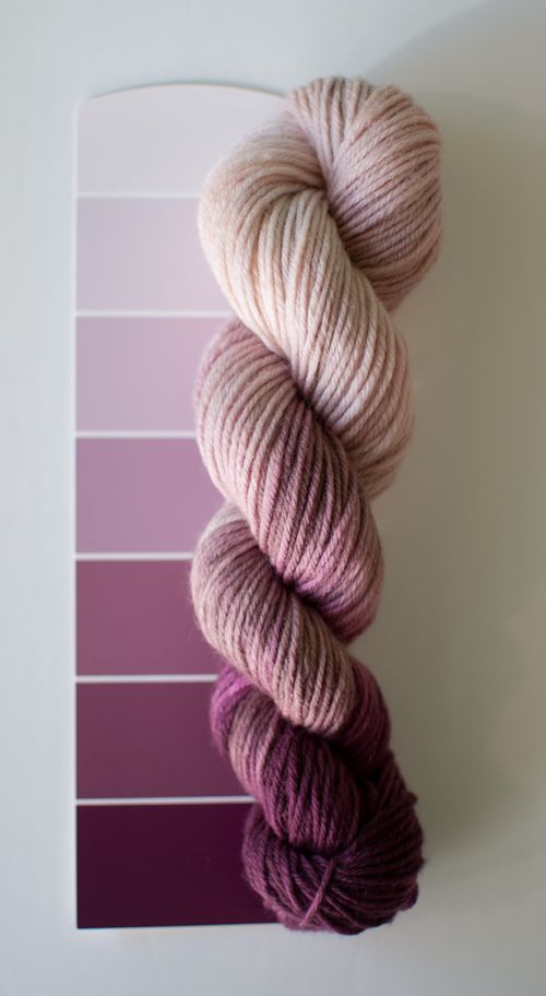 beautiful yarns and colorways plus the yarn has good yardage and the price is reasonable. More