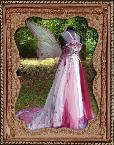 Reveries of Solace Fantasy Costume Couture