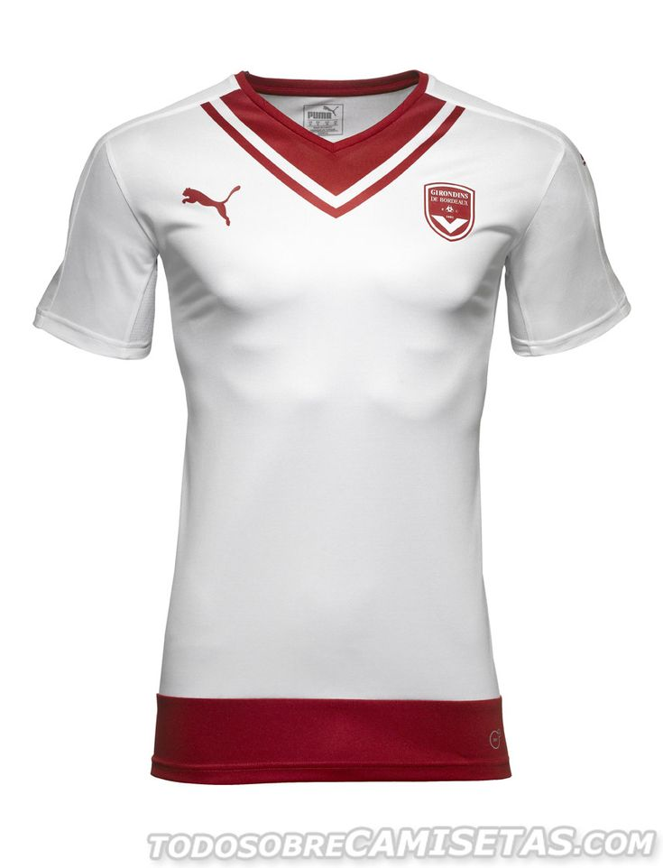 Girondins Bordeaux Puma 2016-17 Away Kit