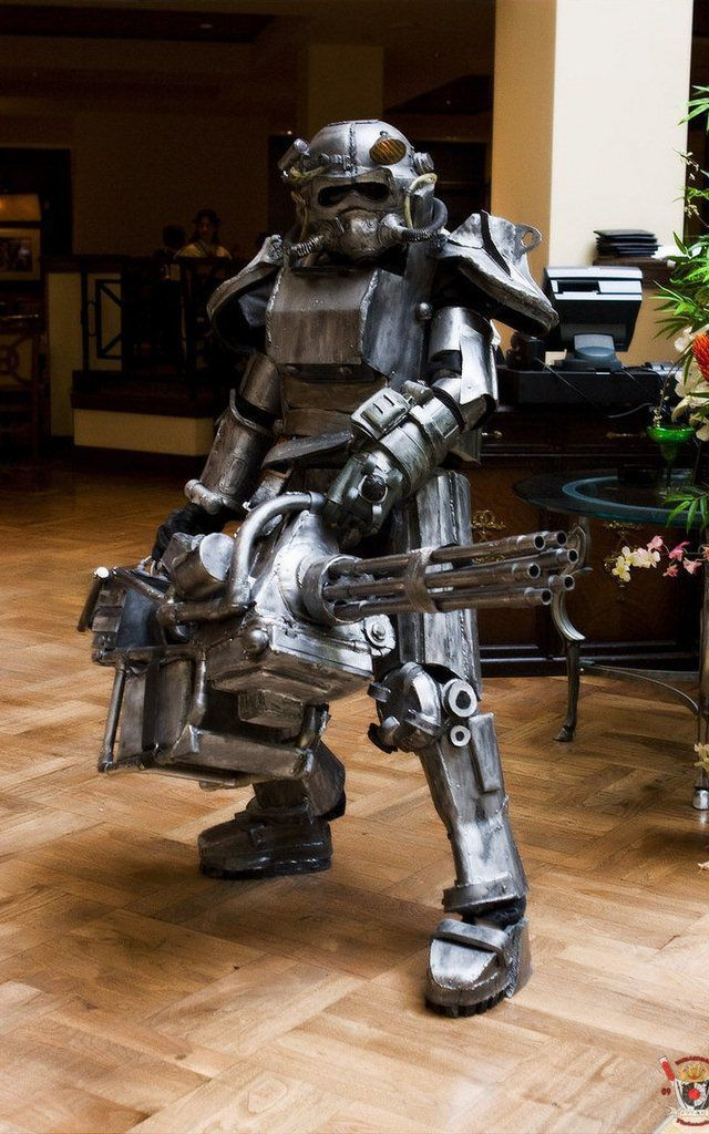 Fallout Cosplay Done Right!