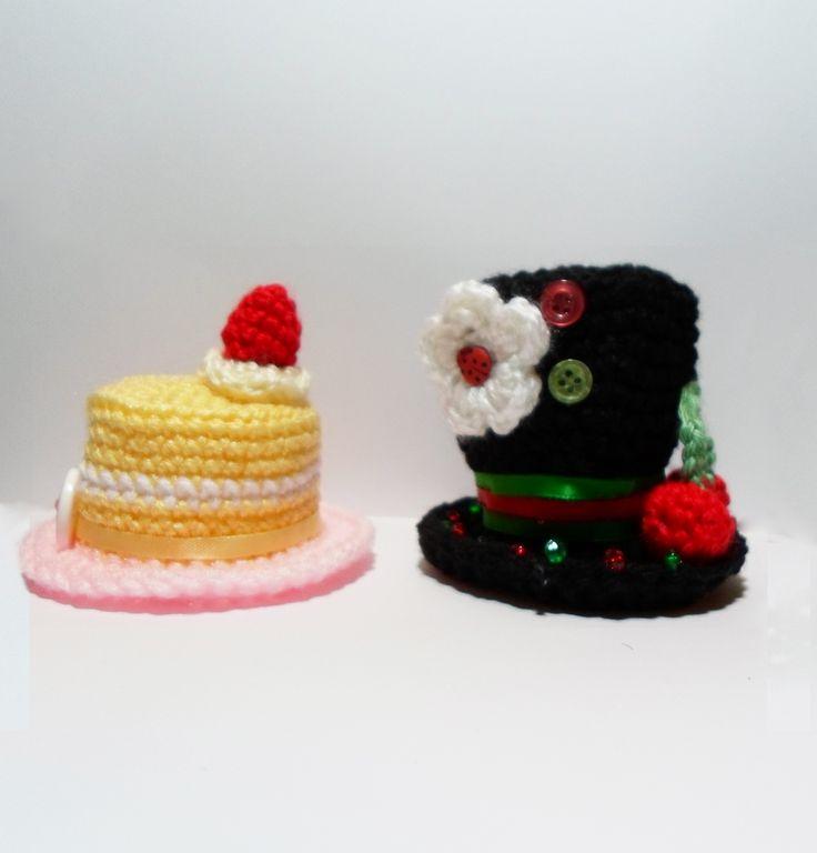 Amigurumi Mini Hat : 1000+ images about Crochet #amigurumi on Pinterest Free ...