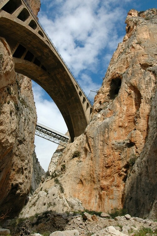 Pont del Mascarat. ALTEA
