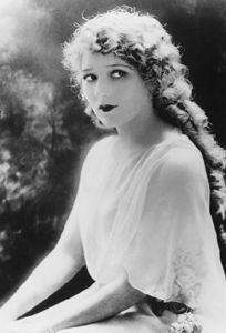 Type of Source: Photograph Date of Origin: 1920s Mary Pickford is a famous Canadian actress that earned her big break during the early 1900s and was still a major part of society during the 1920s. Including her marriage to Douglas Fairbanks where their marriage has often been said was as public as Prince Charles and Princess Diana. (Canadian Encyclopedia)