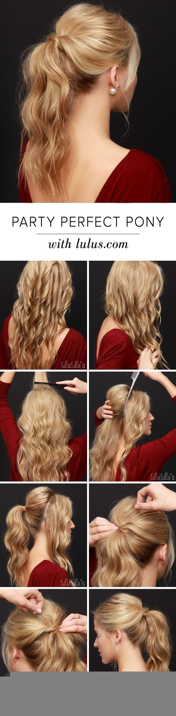 Ponytails are advancing aback into FASHION in a big way – and what's not to love? Working your beard up off your face allows you to agreement by creating a accomplished ambit of altered looks from chic to funky, adult to glassy – indeed, a ponytail can be the absolute hairstyle for any occasion! We've …