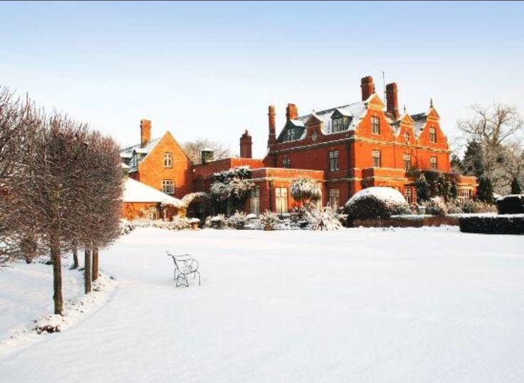Chippenham Park in Winter