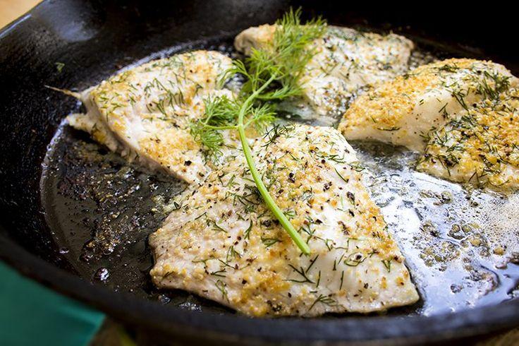 Recipe:+Skinny+Lemon+Tilapia Calories: 132  Fat: 4g  Carbohydrates: 0g  Fiber: 0g  Protein: 23g