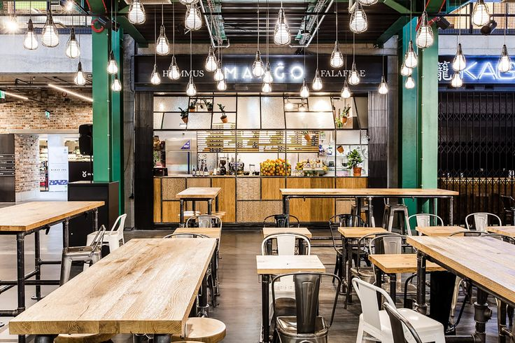 How architects MFRMGR brought a vegan bar back to its roots - News - Frameweb