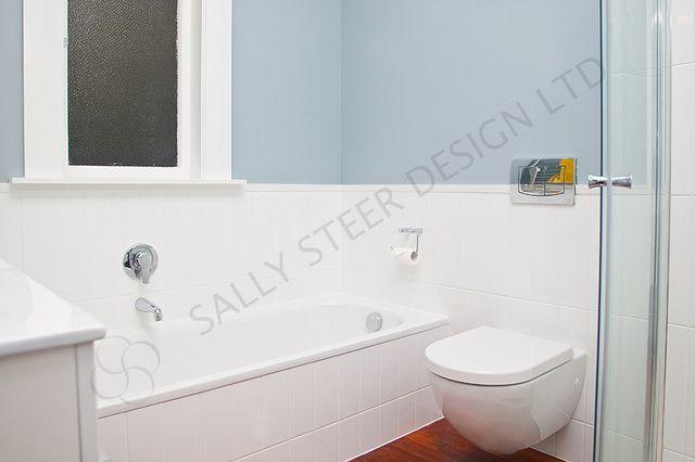 Bathroom 372 By Sally Steer Design. Wellington. NZ