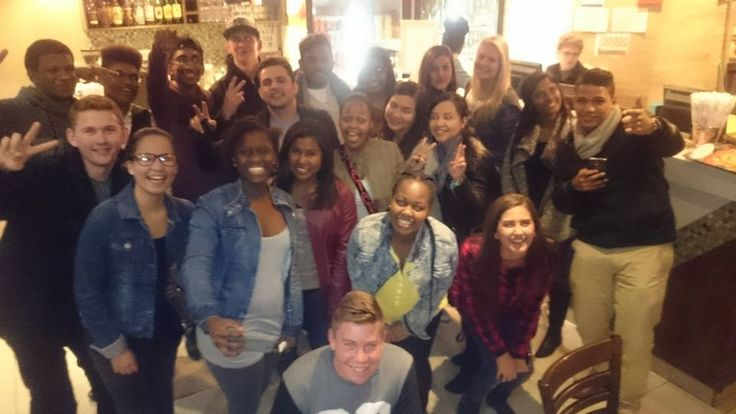 The Word & Life As social at Pizza Del Forno sunward park was a great success and lots of laughs. Come join us every Sunday evening at 19:30.