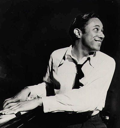 Horace Silver (b. Sept. 2, 1928) is an American jazz pianist and composer of Portuguese background known for his distinctive humorous and funky playing style and for his pioneering compositional contributions to hard bop with Miles Davis and with Art Blakey and The Jazz Messengers.