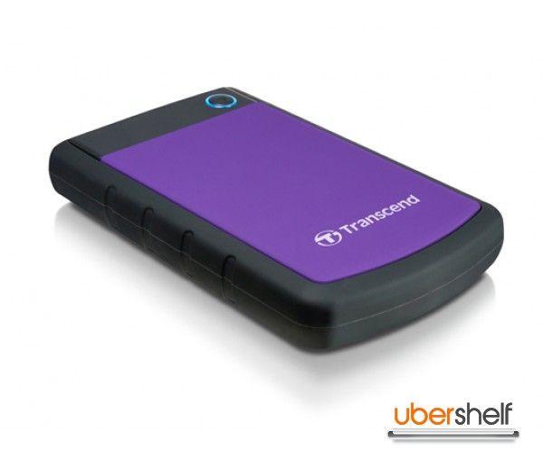 Transcend StoreJet 25H3 1.0TB External HDD