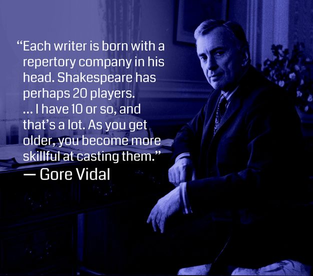 gore vidal essay religion Find great deals on ebay for gore vidal essay shop with confidence.