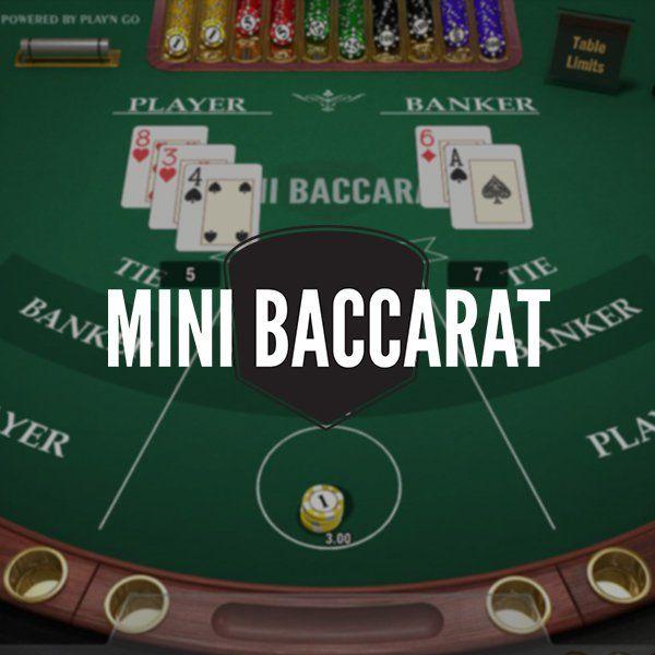 Mini Baccarat Free Online