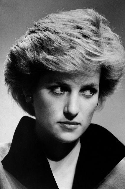 Diana portrait 6 by Ken Lennox, via Flickr