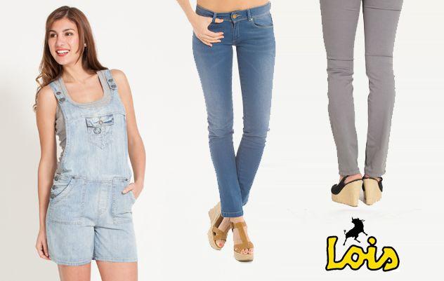 Lois hasta -80% Dto. en Buypremium. Seguro que conoces la marca Lois, una de las más prestigiosas del actual mercado del pantalón que, además, por su calidad y sus diseños se ha colocado en lo más alto.