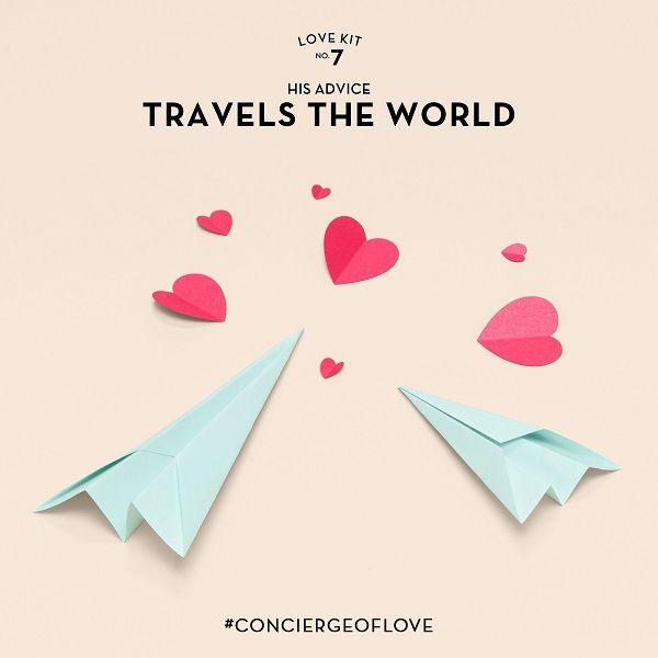 Tiffany & Co.'s 'Concierge Of Love' Offers Men Useful Relationship Advice - DesignTAXI.com