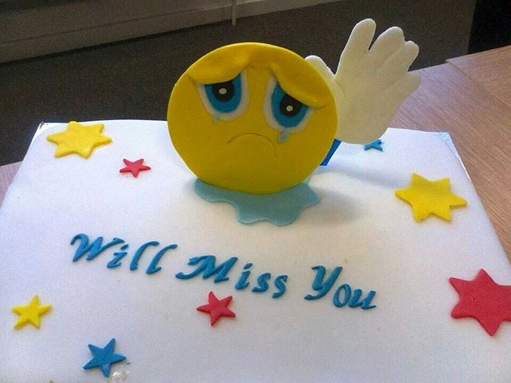 Goodbye Cake Images : 26 best images about Cake: goodbye on Pinterest ...