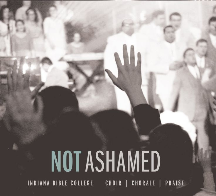 Hope Will Rise   Not Ashamed   Indiana Bible College
