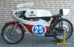 Seeley Yamaha TZ250 racer