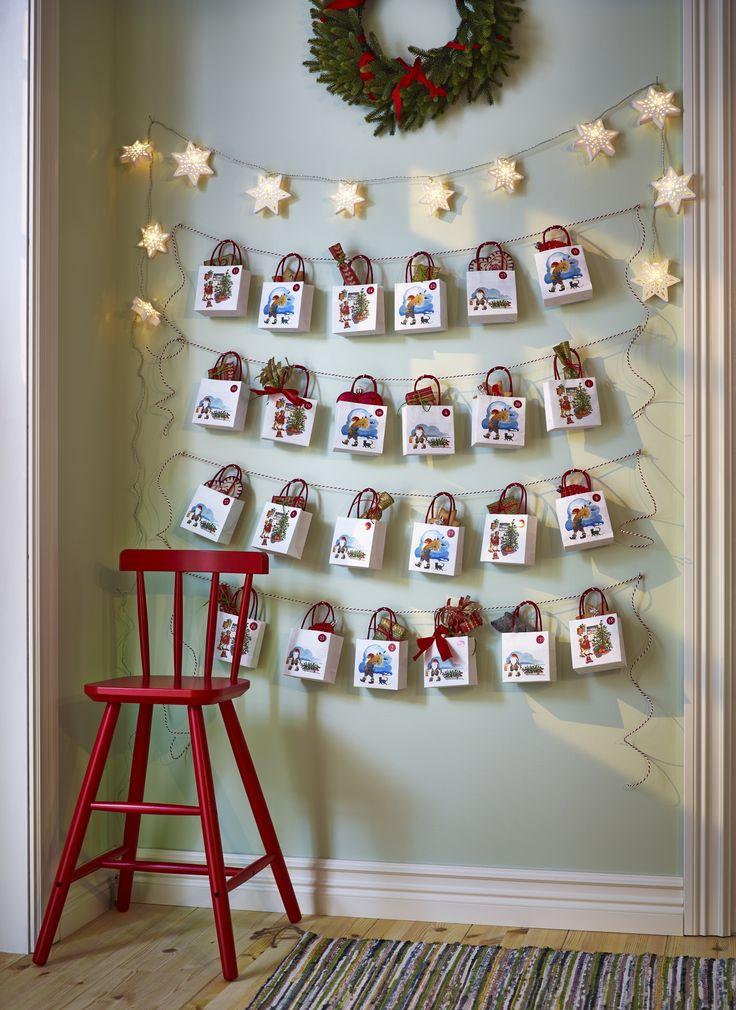 Str la decoratie voor lichtsnoer ikea it 39 s the holiday for Ikea kalender