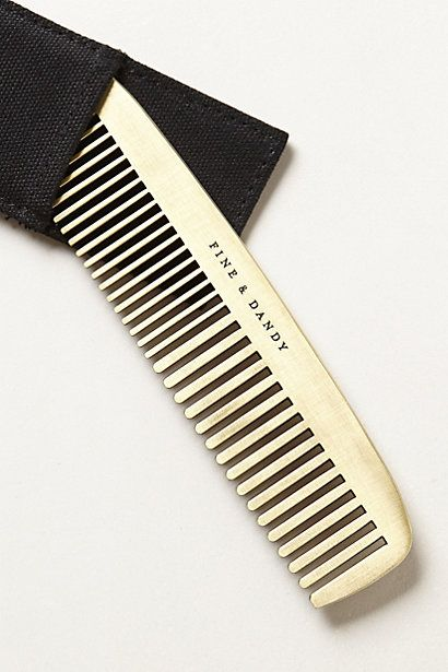 Fine & Dandy Comb #anthrofave #anthropologie