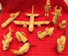 cork projects – Love the airplane, and the birdhouse (not shown)