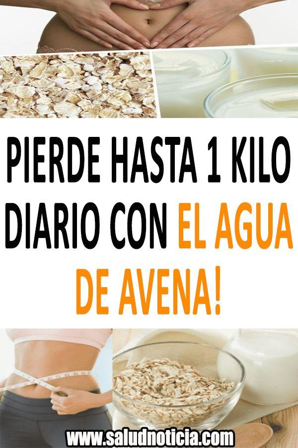 PIERDE HASTA 1 KILO DIARIO CON EL AGUA DE AVENA! #bajar_de_peso #perder_de_peso …