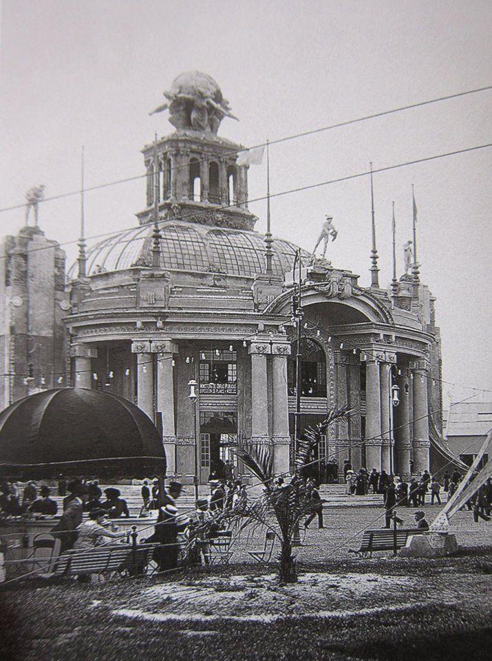 Pabellón Argentino de Servicio Postal
