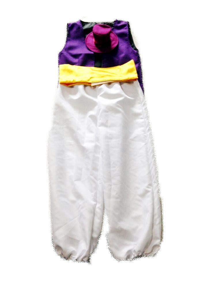 Aladdin Lampe Magique Prince Aladdin Costumes Violet Gilet Blanc Pantalon Classique De Bal Robe Up XXS XXXL dans Habits de Nouveauté et une utilisation particulière sur AliExpress.com | Alibaba Group
