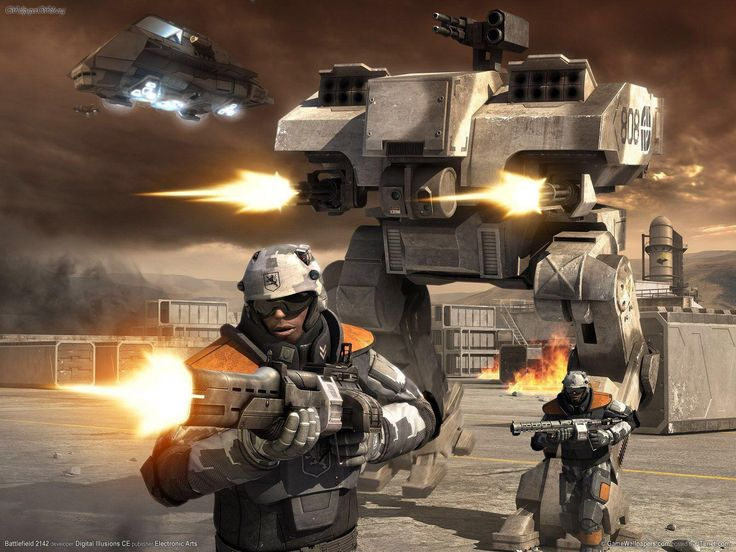 When Britain gets hit by snowstorms I get a crippling nostalgia for Battlefield 2142