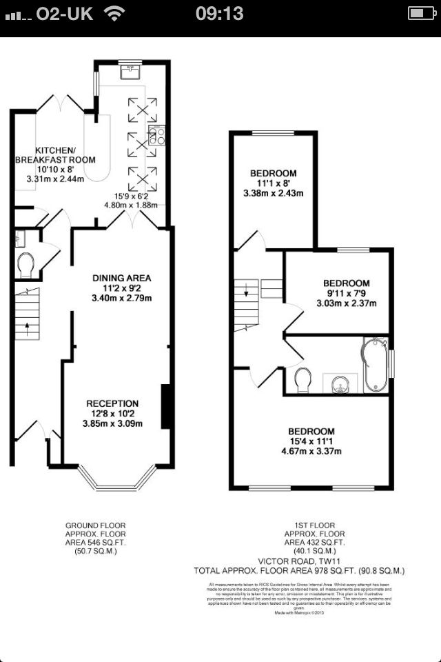 Victorian terrace victorian terrace floorplans pinterest terrace house and terraced house Victorian kitchen design layout