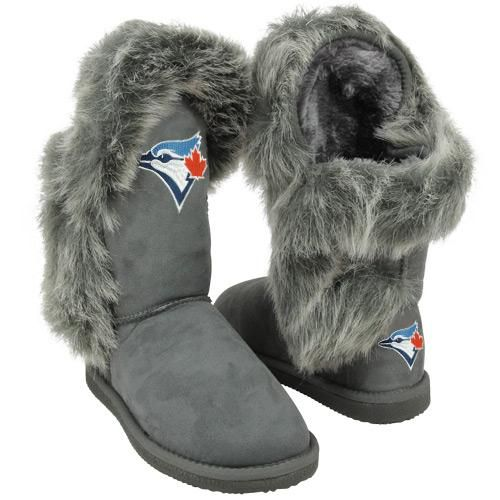 MLB Cuce Shoes Toronto Blue Jays Women's Fanatic II Boots