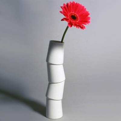 Contemporary Vase from Totem Design