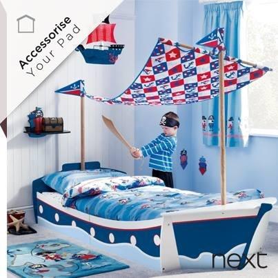Sailor kids room