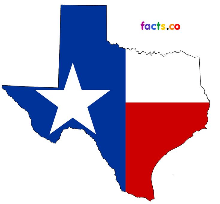Texas Flag colors meaning - about Texas Flag info