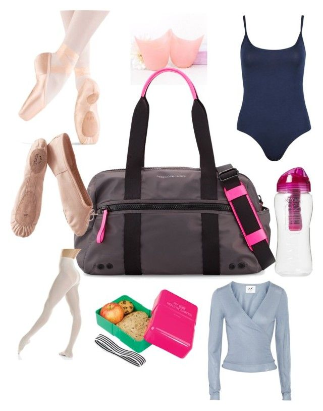 """What's in my ballet bag"" by rhianna-lue ❤ liked on Polyvore"